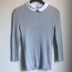 Tommy Hilfiger Sweater with removable Collar